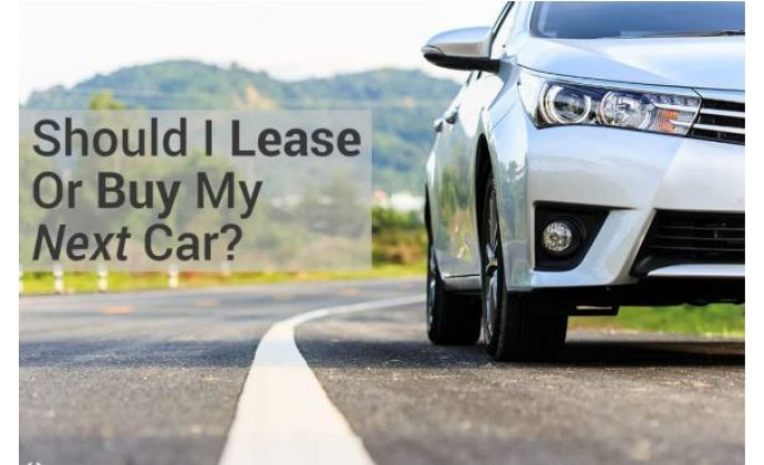 Should I Lease or Buy my Car