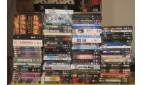 DVDs 500 for £100 THE LOT OR SPLIT