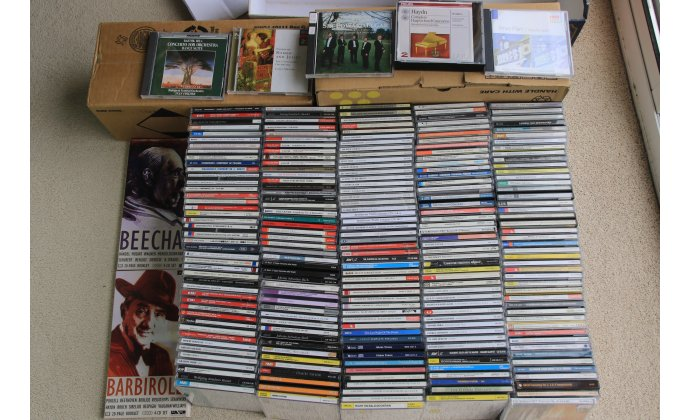 CDs CLASSICAL 232 for £160 or individually as priced