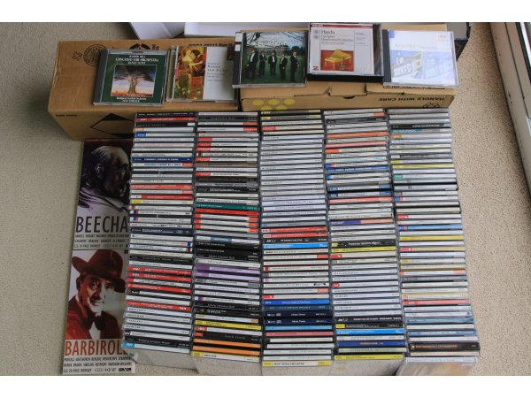CDs CLASSICAL 232 for £250 or individually as priced