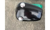 PETROL TANK-HARLEY TYPE TWIN FILLER